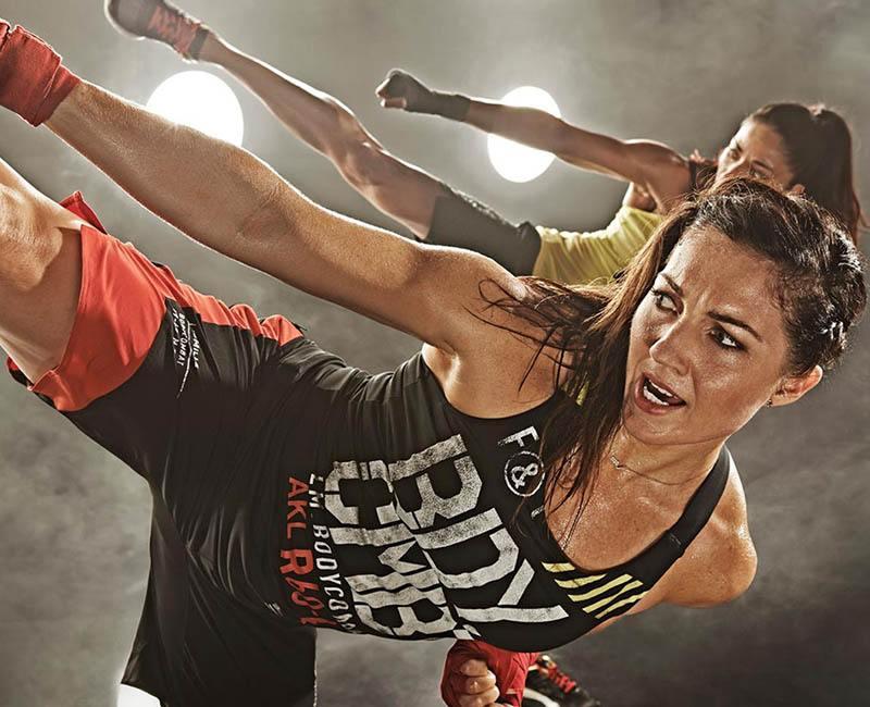 Body Combat Fitness Plus