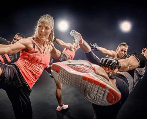 Body Combat Les Mills