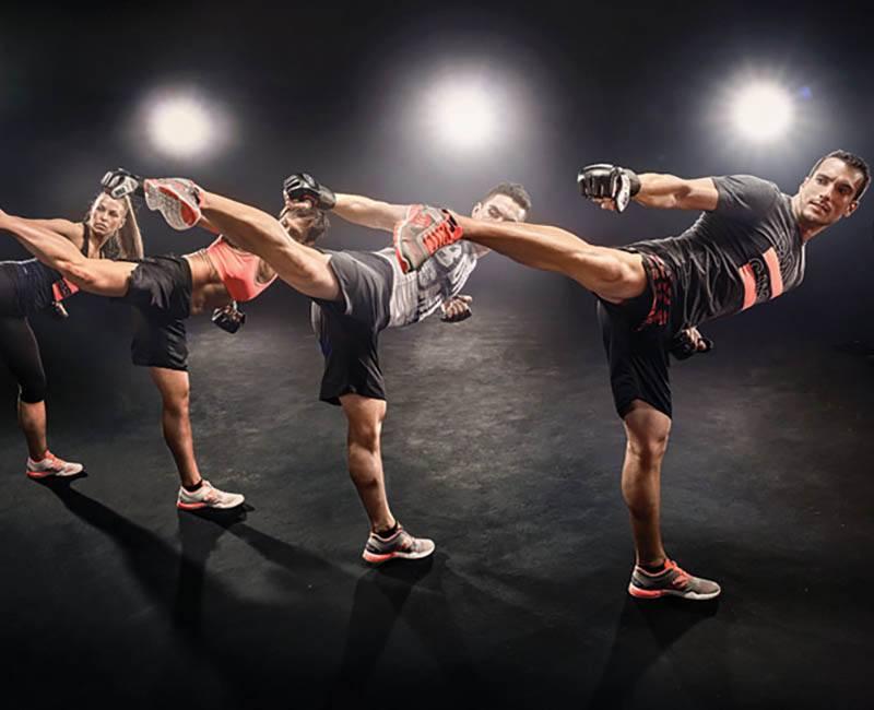 Body Combat Kick Shoes