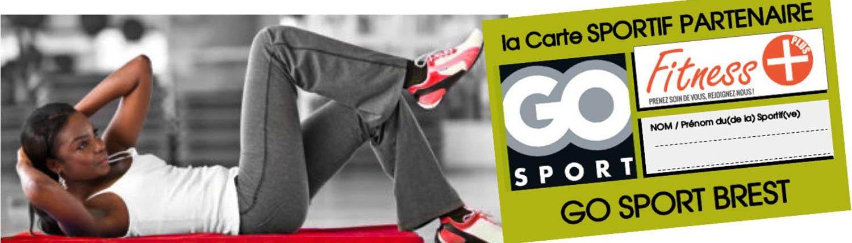 Carte Go Sport