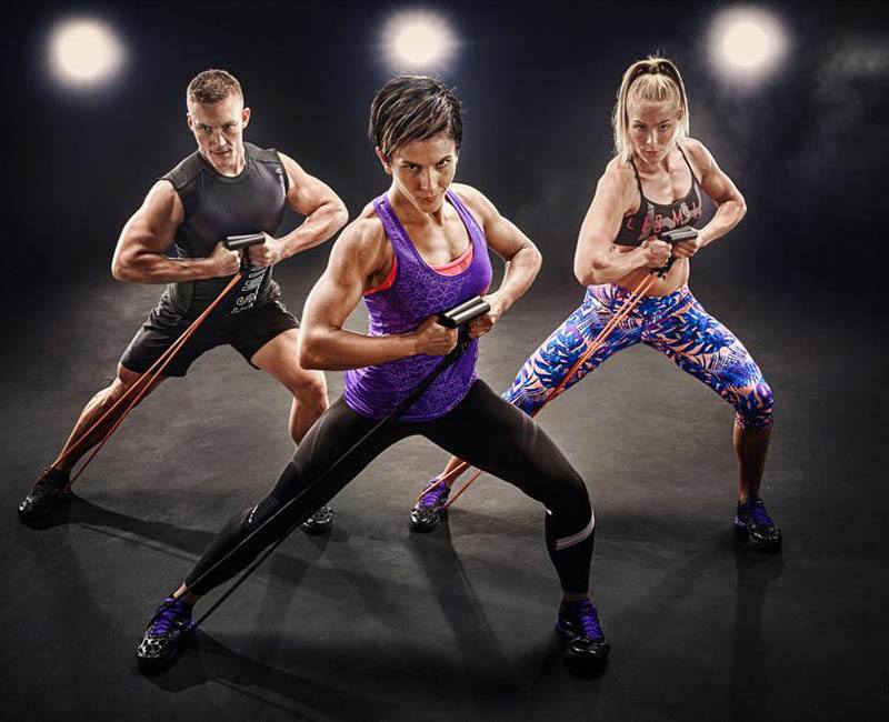 CX Worx Fitness Plus