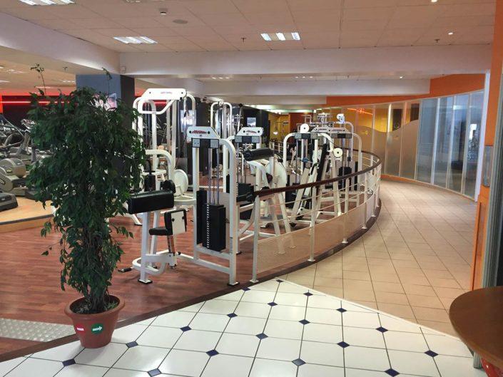 Fitness Plus Accueil Vue 1