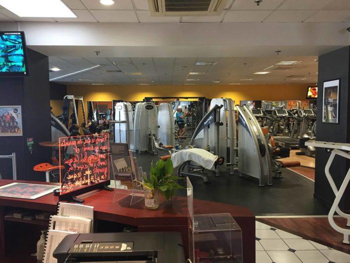 Fitness Plus Accueil Vue 2