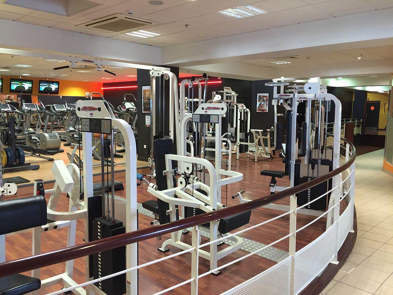 Espace Musculation à Brest