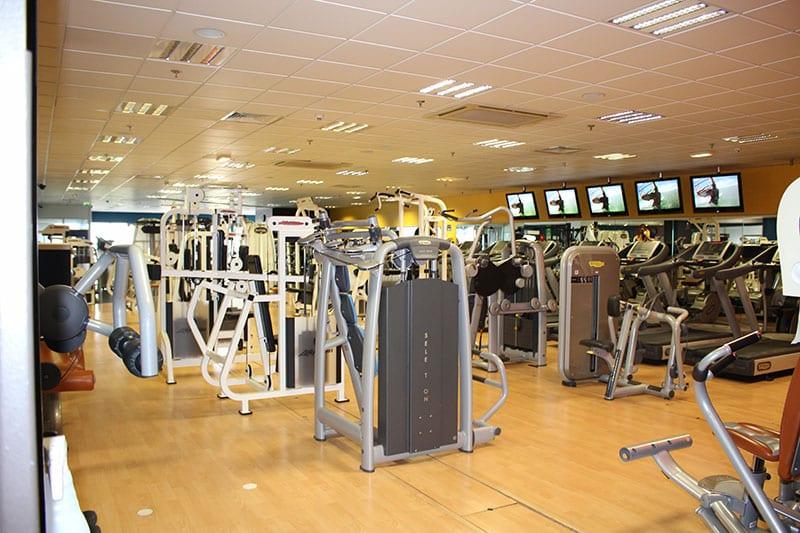 Salle de Musculation à Brest